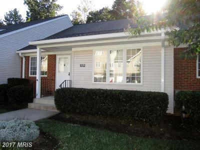 Calvert Townhouse For Sale: 208 Westlake Boulevard #18