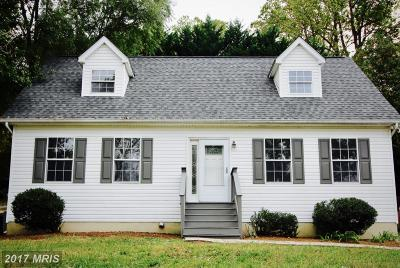 Chesapeake Beach Single Family Home For Sale: 6315 15th Street