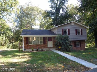 Saint Leonard Single Family Home For Sale: 1377 Oakcrest Circle