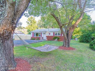 Huntingtown Single Family Home For Sale: 161 Plum Point Road