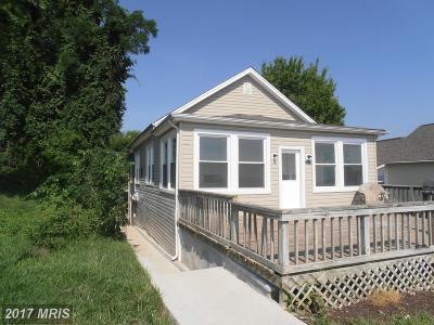 Calvert Rental For Rent: 7625 B Street #A