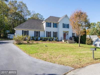 Prince Frederick Single Family Home For Sale: 2105 Fireberry Court