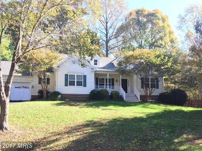 Huntingtown Single Family Home For Sale: 4325 Little Falls Road