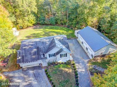 Port Republic Single Family Home For Sale: 3315 Crane Road