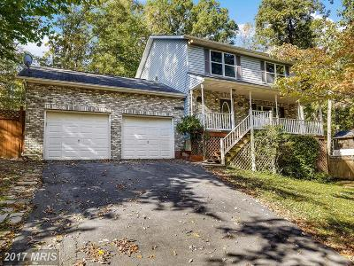 Lusby Single Family Home For Sale: 11459 Stirrup Lane