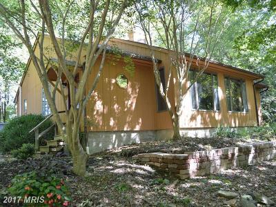 Saint Leonard Single Family Home For Sale: 5320 Cove View Drive