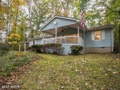 Ches Ranch Ests Single Family Home For Sale: 491 Round Up Road