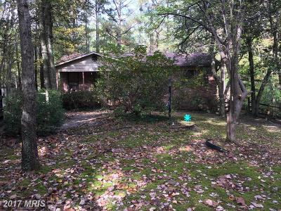Lusby Single Family Home For Sale: 296 Elkins Lane
