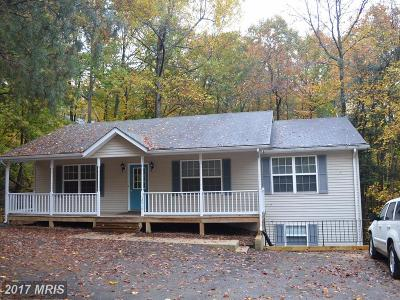 Lusby Single Family Home For Sale: 12414 Red Rock Court