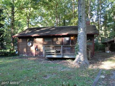 Lusby Single Family Home For Sale: 349 Cayuse Circle