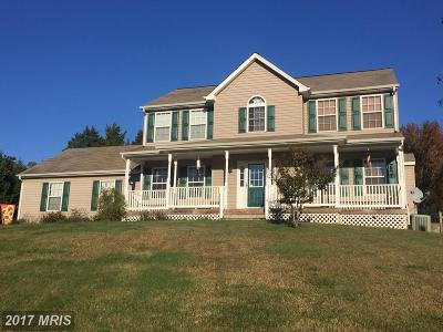 Prince Frederick Single Family Home For Sale: 2006 Henry Hutchins Road