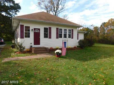 Chesapeake Beach Single Family Home For Sale: 3307 Cox Road