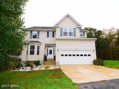 Lusby Single Family Home For Sale: 11008 Comet Lane