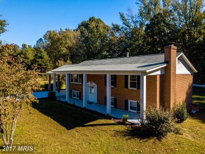 Calvert Single Family Home For Sale: 1050 Lord Cecil Drive