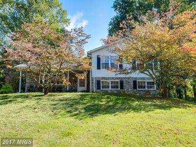 Prince Frederick Single Family Home For Sale: 308 Highland Terrace