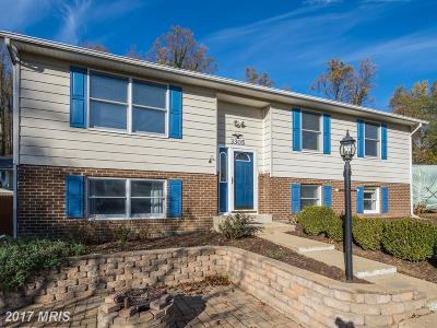Chesapeake Beach Single Family Home For Sale: 3305 Prowse Road