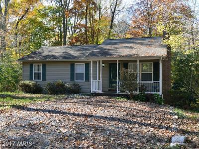 Lusby Single Family Home For Sale: 8027 Hilltop Way