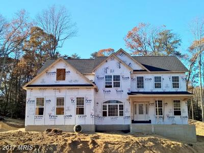 Prince Frederick Single Family Home For Sale: 25 Simmons Ridge Road