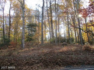 Huntingtown Residential Lots & Land For Sale: Huntingtown Road