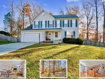 Chesapeake Beach Single Family Home For Sale: 2495 Woodland Court