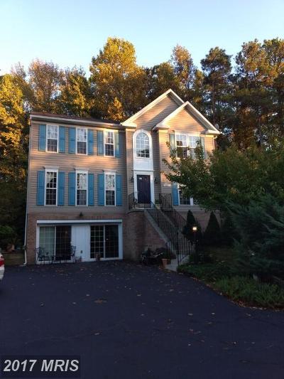 Chesapeake Beach Single Family Home For Sale: 7887 Eagle View Drive