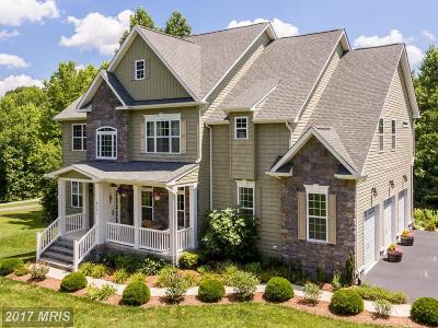 Sunderland Single Family Home For Sale: 6101 Federal Oak Drive