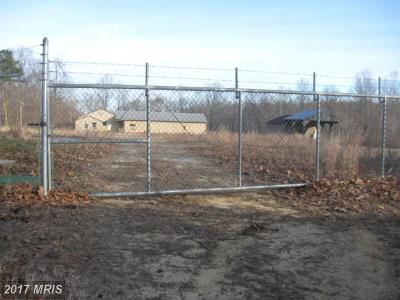 Prince Frederick Residential Lots & Land For Sale: 1680 Solomons Island Road S