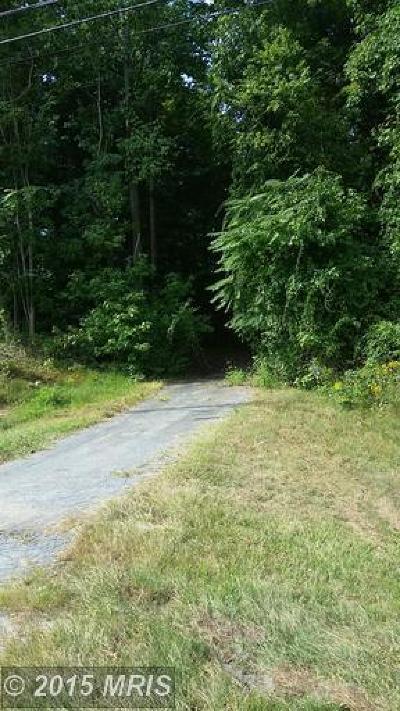 Calvert Residential Lots & Land For Sale: 881 Solomons Island Road