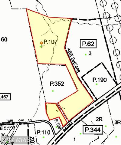 Huntingtown Residential Lots & Land For Sale: 2560 Plum Point Road