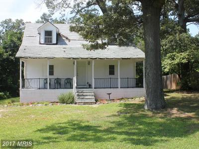Lusby Single Family Home For Sale: 11555 Hg Trueman Road