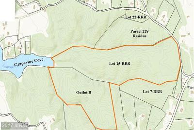 Calvert Residential Lots & Land For Sale: 1440 McQueen Road