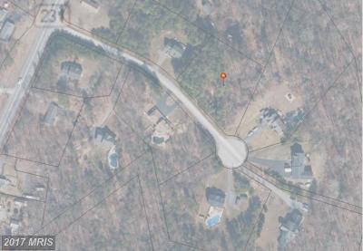 Prince Frederick Residential Lots & Land For Sale: 40 Spring Hill Court