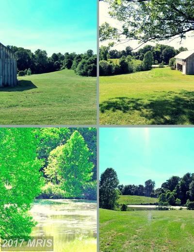 Calvert Residential Lots & Land For Sale: 9642 Boyds Turn Road