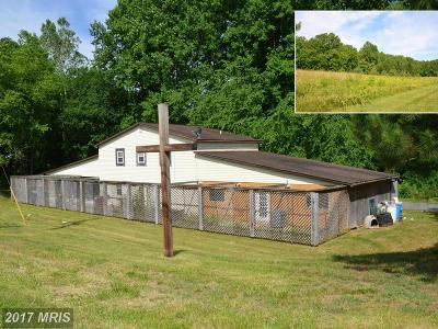 Calvert Single Family Home For Sale: 1995 Mount Harmony Road