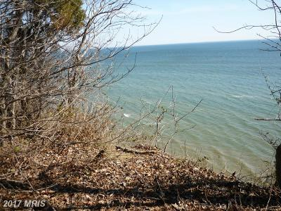 Chesapeake Beach Residential Lots & Land For Sale: 6325 Bayside Road