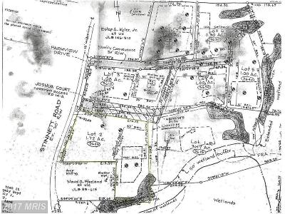 Huntingtown Residential Lots & Land For Sale: 3605 Joshua Court