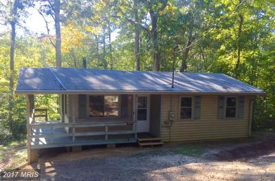 Lusby Single Family Home For Sale: 11979 Hemlock Road