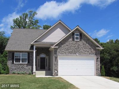 Prince Frederick Single Family Home For Sale: 1316 Sentry Way