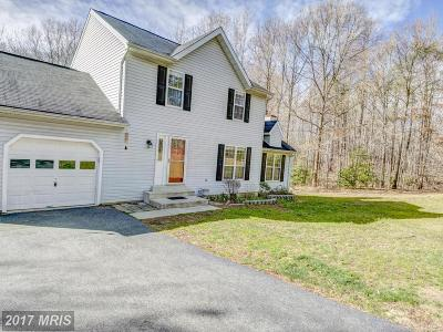 Prince Frederick Single Family Home For Sale: 140 Double Oak Road N
