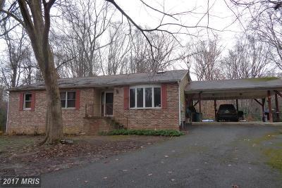 Saint Leonard Single Family Home For Sale: 5430 Cove View Drive