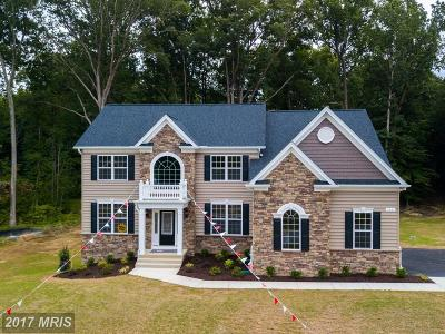 Dares Beach, Prince Frederick Single Family Home For Sale: 162 Oakland Hall Road