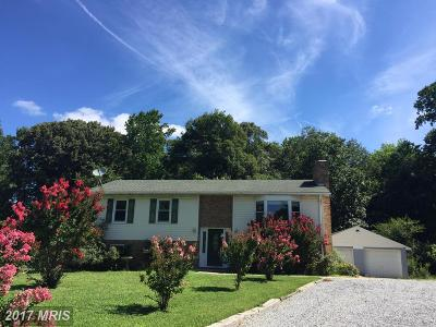 Port Republic Single Family Home For Sale: 1840 Parkers Creek Road