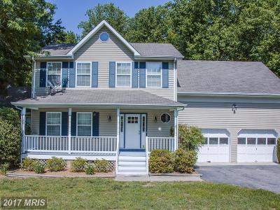 Chesapeake Beach Single Family Home For Sale: 3431 Bristol Court