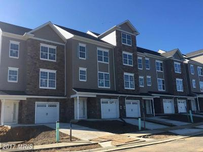 Prince Frederick Townhouse For Sale: 108 Clydesdale Lane