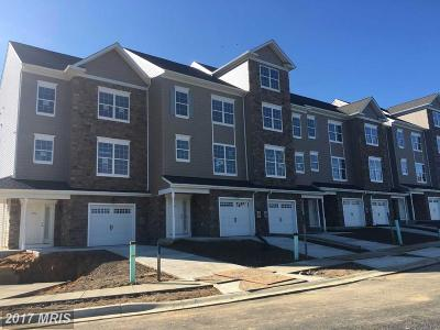 Prince Frederick Townhouse For Sale: 100 Clydesdale Lane
