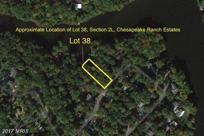 calvert Residential Lots & Land For Sale: 11648 Big Bear Lane