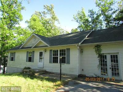 Lusby Single Family Home For Sale: 505 Gunsmoke Trail