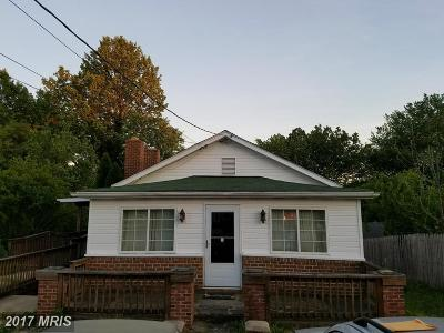 Chesapeake Beach Single Family Home For Sale: 3907 16th Street