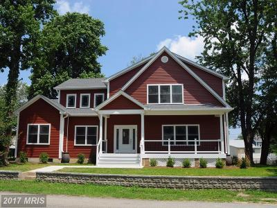 Chesapeake Beach Single Family Home For Sale: 3820 27th Street
