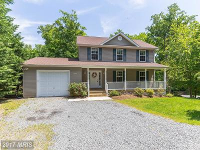 Lusby Single Family Home For Sale: 11735 Big Bear Lane